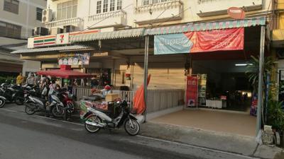 อาคารพาณิชย์ 582 นนทบุรี ปากเกร็ด บางตลาด